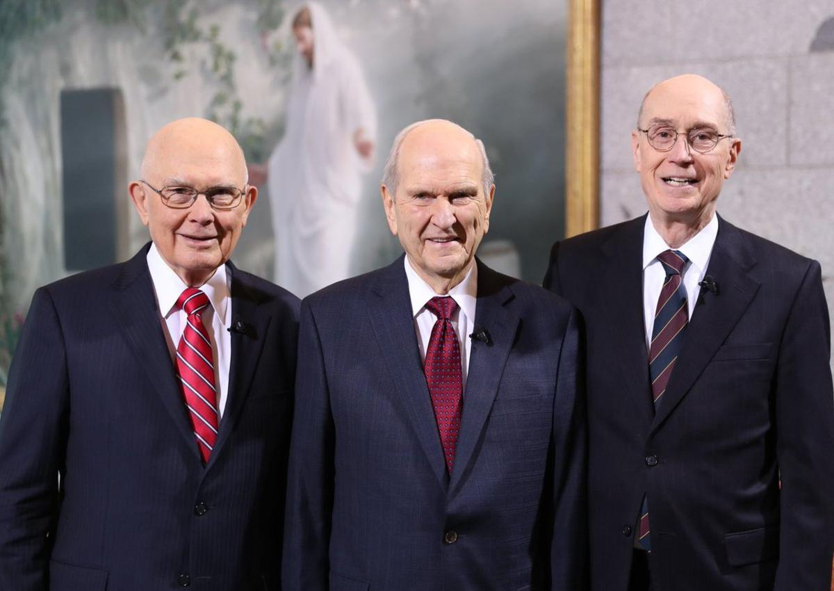 The Church of Jesus Christ of Latter-day Saints: Mormon